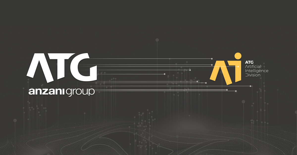 Divisione di intelligenza artificiale di ATG Anzani group